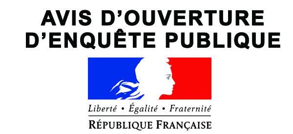 PPRMvt - Avis d'ouverture d'enquête publique