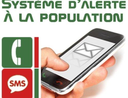Système d'informations et d'alerte