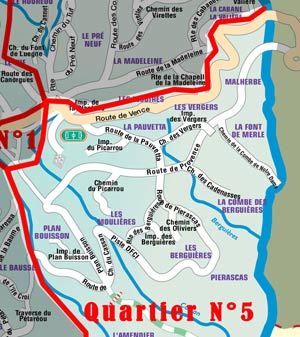 Réunion de quartier Rte de Vence-Pierascas