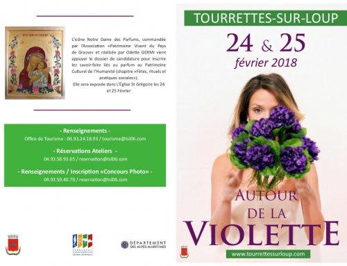 Festivités «Autour de la Violette» : conditions de circulation, stationnement et infos