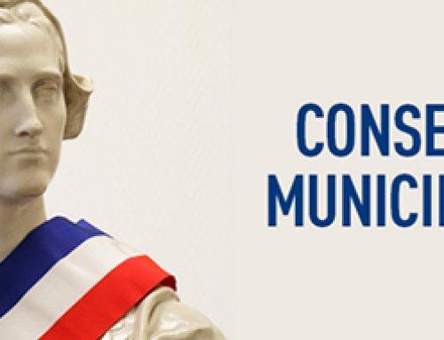 Séance du Conseil Municipal – vendredi 23 mars
