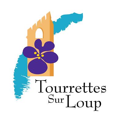 Le nouveau logo de la commune de Tourrettes-sur-Loup
