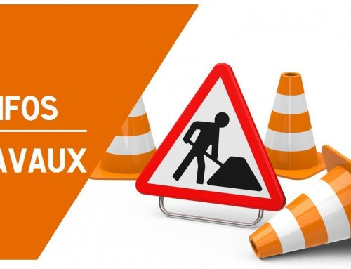 Travaux  | Parking de la Ferrage