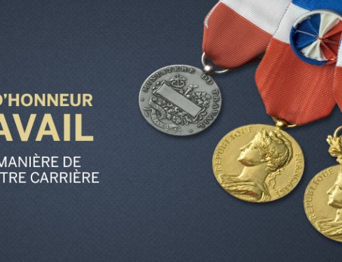 Demande de Médaille d'Honneur du Travail
