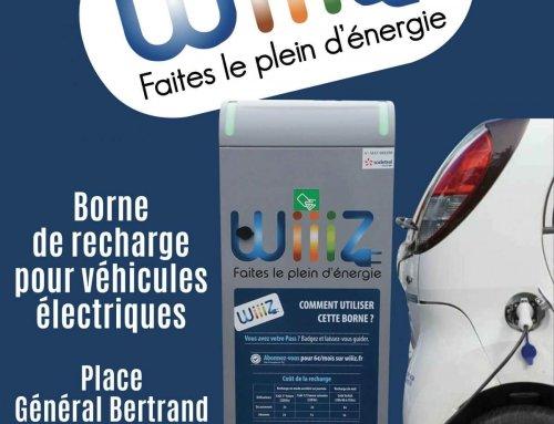 Bornes de recharge pour véhicules électriques à Tourrettes sur Loup