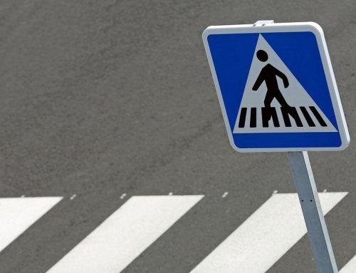 Travaux de signalisation routière
