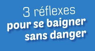 baignade-3 réflexes