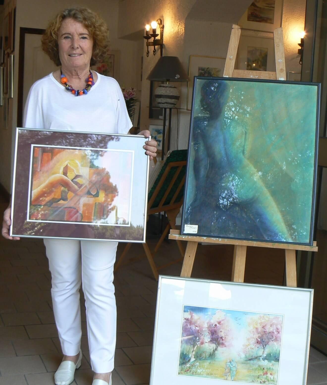 Les aquarelles d'Herminia Billy, que la couleur soit !