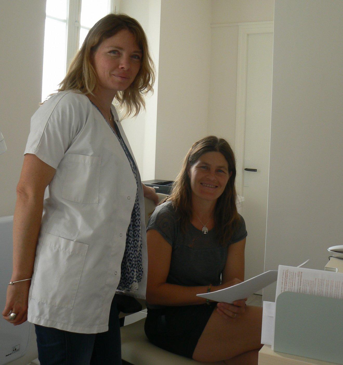 Deux nouveaux médecins au village