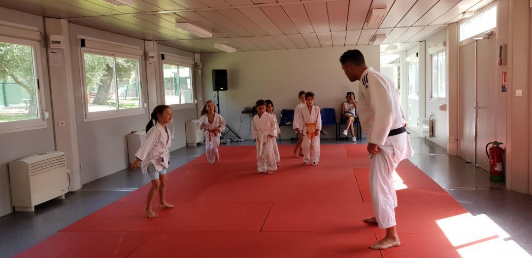 Judo Sept 18 01