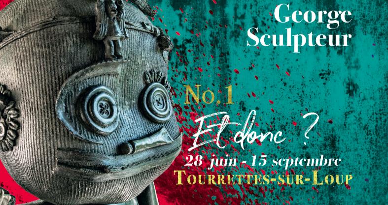 Exposition George sculpteur