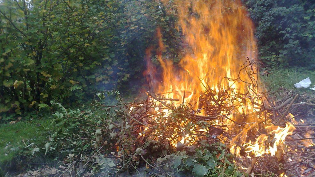 Interdiction de l'emploi du feu jusqu'au 8 octobre