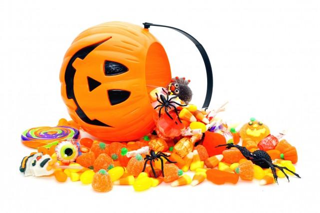 Goûter d'Halloween pour les enfants