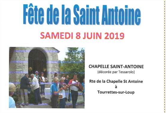 Fête de la Saint Antoine
