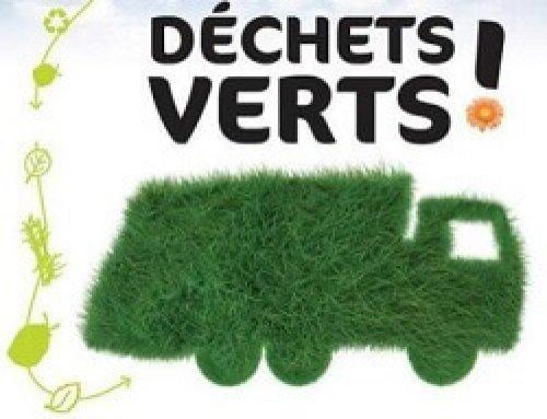 Modification collecte déchets végétaux