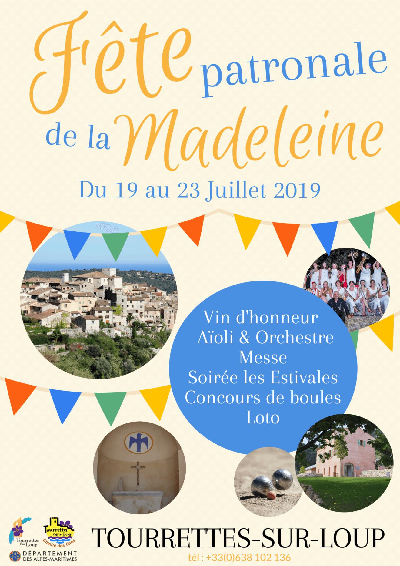 Madeleine 2019