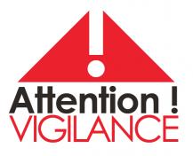 Attention ! Vigilance cambriolage
