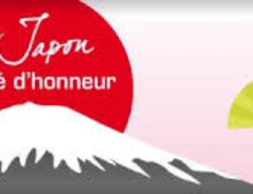 Autour de la Violette – Le Japon, invité d'honneur