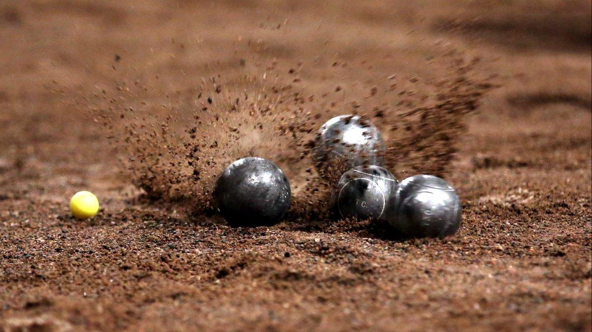 Concours de boules au Clos ouvert à tous