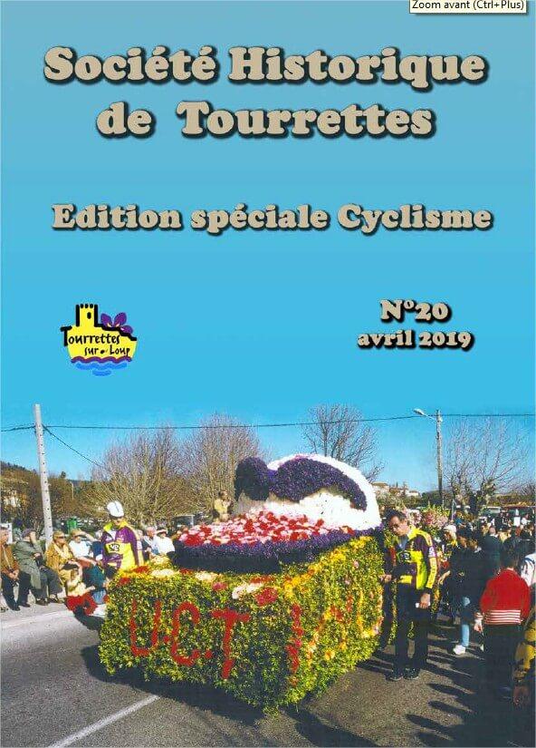 Nouveau bulletin de la Société historique de Tourrettes