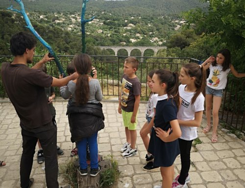 Projet pédagogique A l'École du Parc