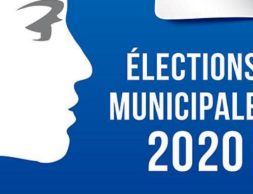 Les élections municipales 2020