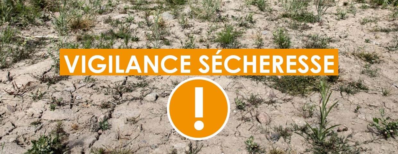 Les Alpes-Maritimes en vigilance sécheresse