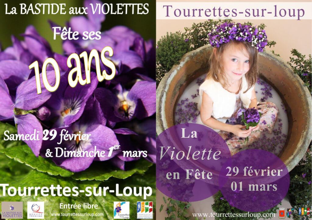 Programme Officiel La Violette En Fête 2020