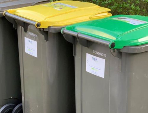 Nouveau rythme pour la collecte déchets verts