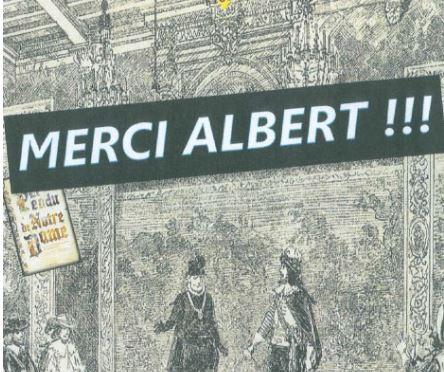 Théâtre - MERCI ALBERT