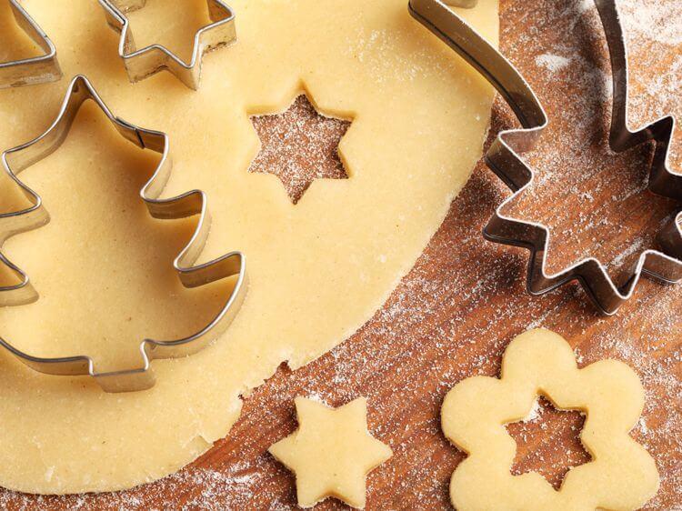 Atelier Sablés de Noël pour enfants