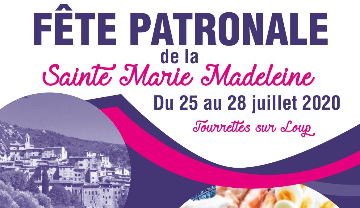 Festivités de la Sainte Marie Madeleine