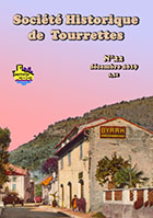 Société Historique de Tourrettes - parution N°22 : décembre 2019