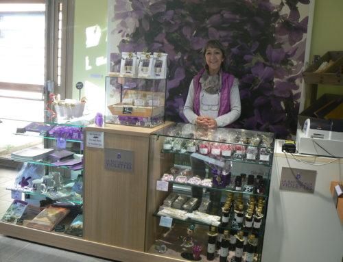 Une visite s'impose à la Bastide aux Violettes