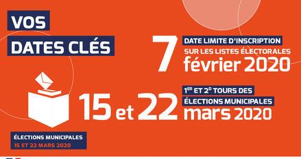 Infographie Inscription Listes Electorales 2020 Dates Cles Mainstory2