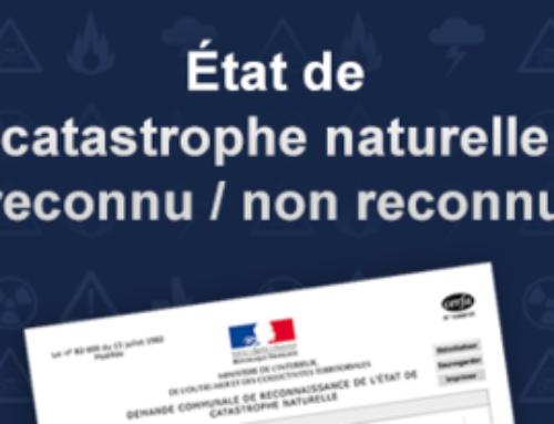 Refus Reconnaissance Catastrophe Naturelle