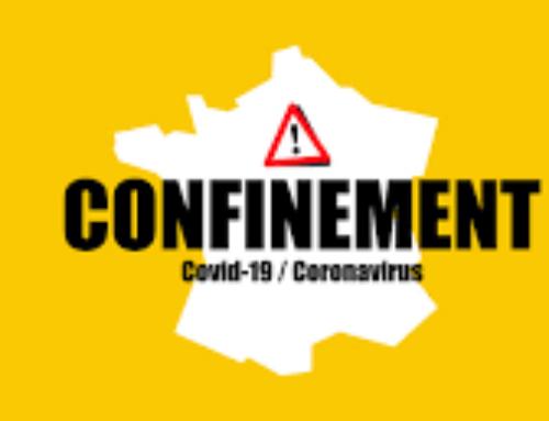 [ INFO COVID-19 ] Confinement