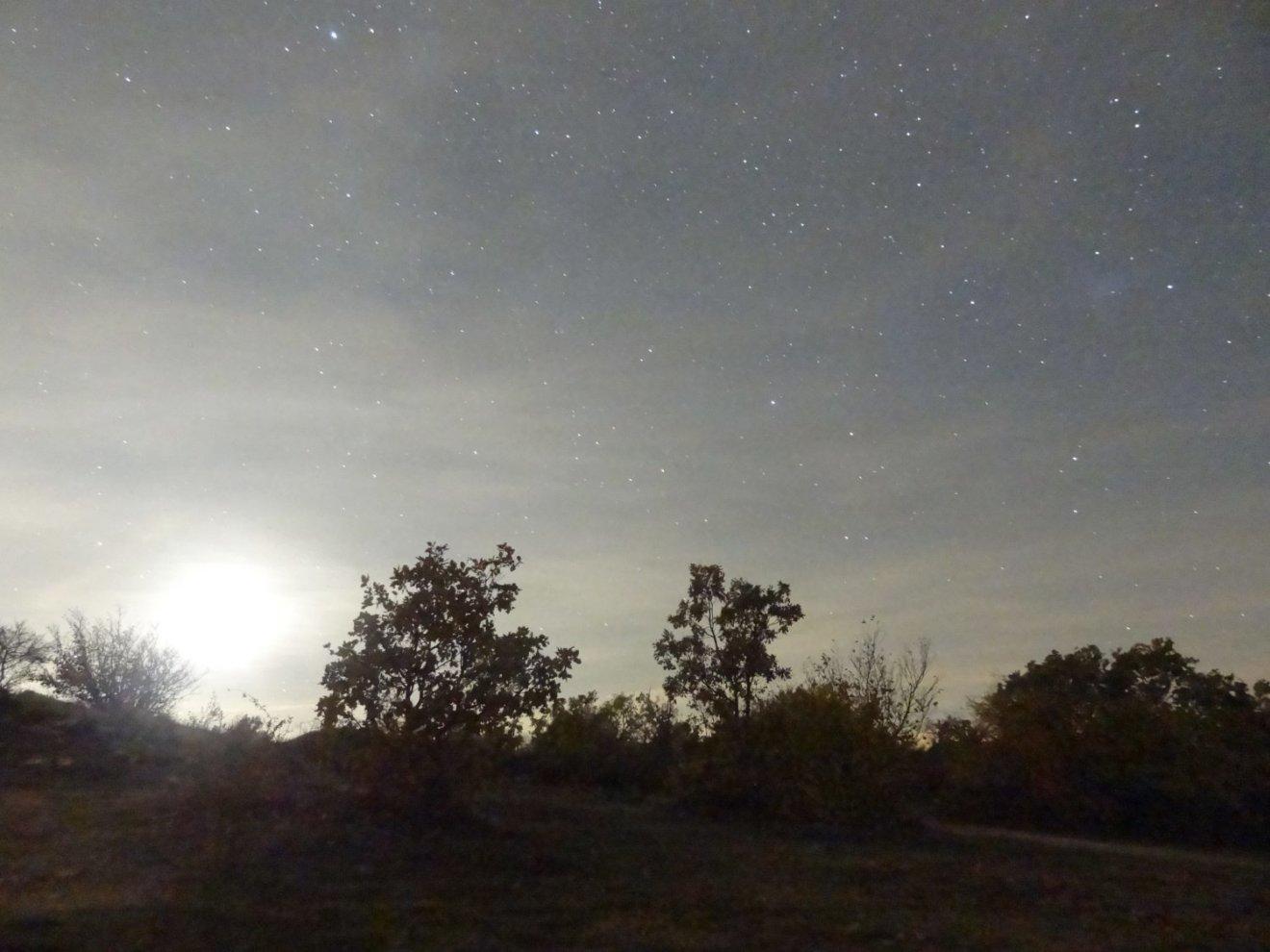 Soirées Astronomie aux Courmettes