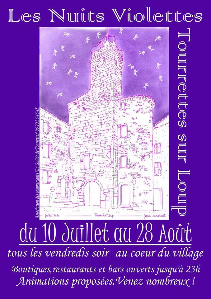 Les Nuits Violettes