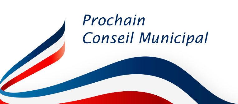 Conseil Municipal, le jeudi 30 juillet 2020 18h30