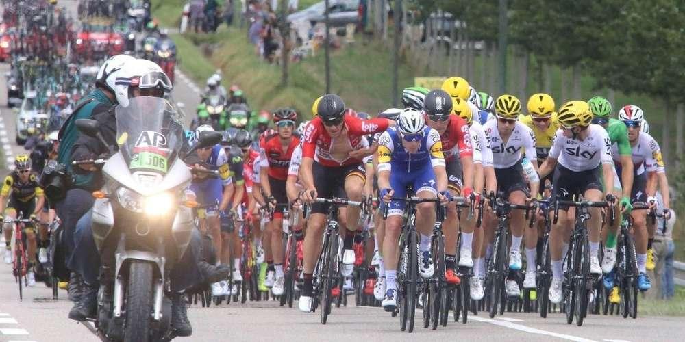 Tour de France -  Infos circulation et conseils de sécurité