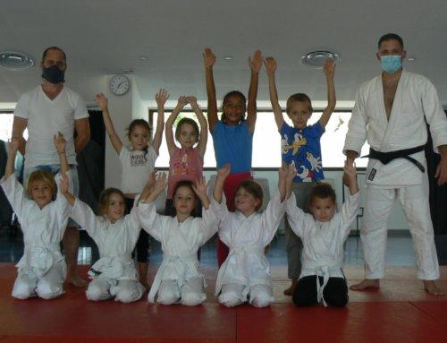 Reprise du judo, taïso et self-défense pour petits ou grands