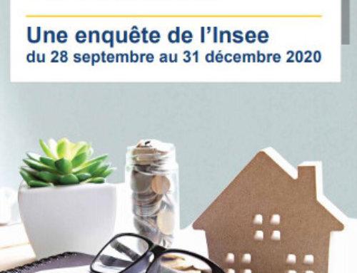 """L'INSEE réalise une nouvelle enquête """"Histoire de vie et Patrimoine """""""