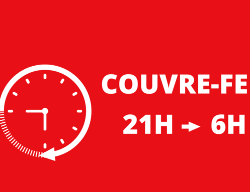 COVID-19 : état d'urgence sanitaire : passage du département des Alpes-Maritimes en zone « état d'urgence sanitaire renforcé – zone de couvre feu »
