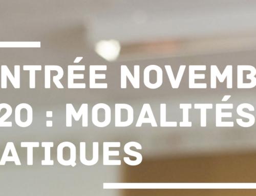 Écoles de Tourrettes village – Rentrée scolaire du 2 novembre