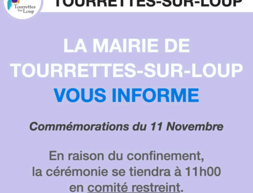COMMEMORATION DU 11 NOVEMBRE EN COMITE RESTREINT