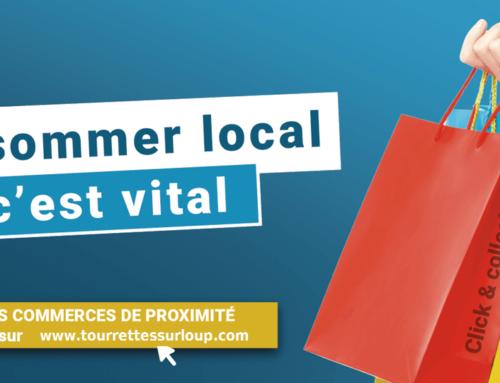 [Confinement] Restauration et vente à emporter à Tourrettes-sur-Loup