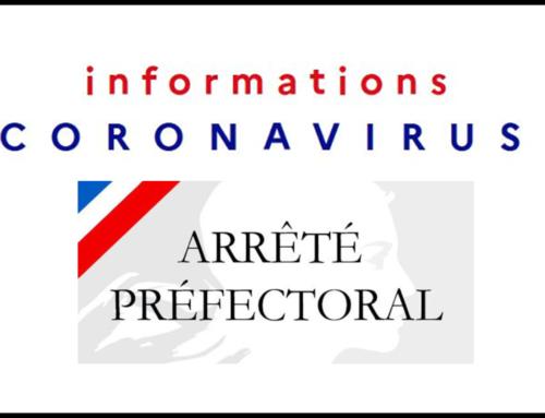 Arrêté préfectoral n°2021-281