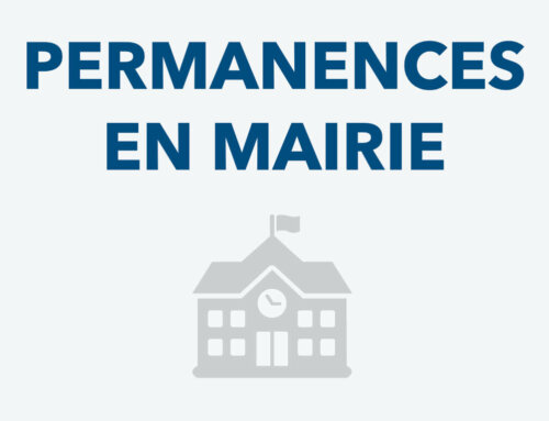 Permanences en mairie