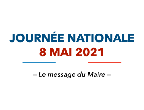 Journée nationale du 8 mai 2021
